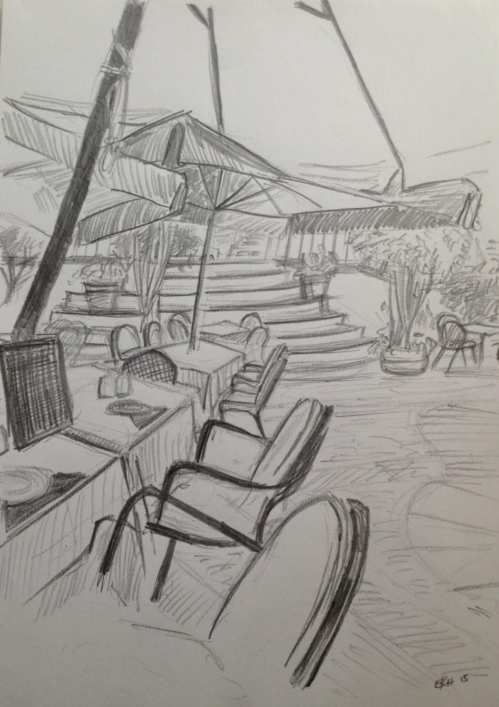 Madeira Sketch