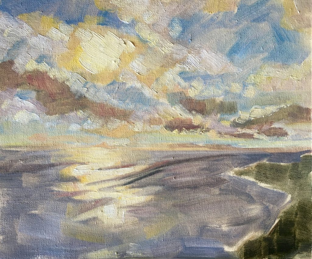Ocean Gardens View - Emma Kate Hulett