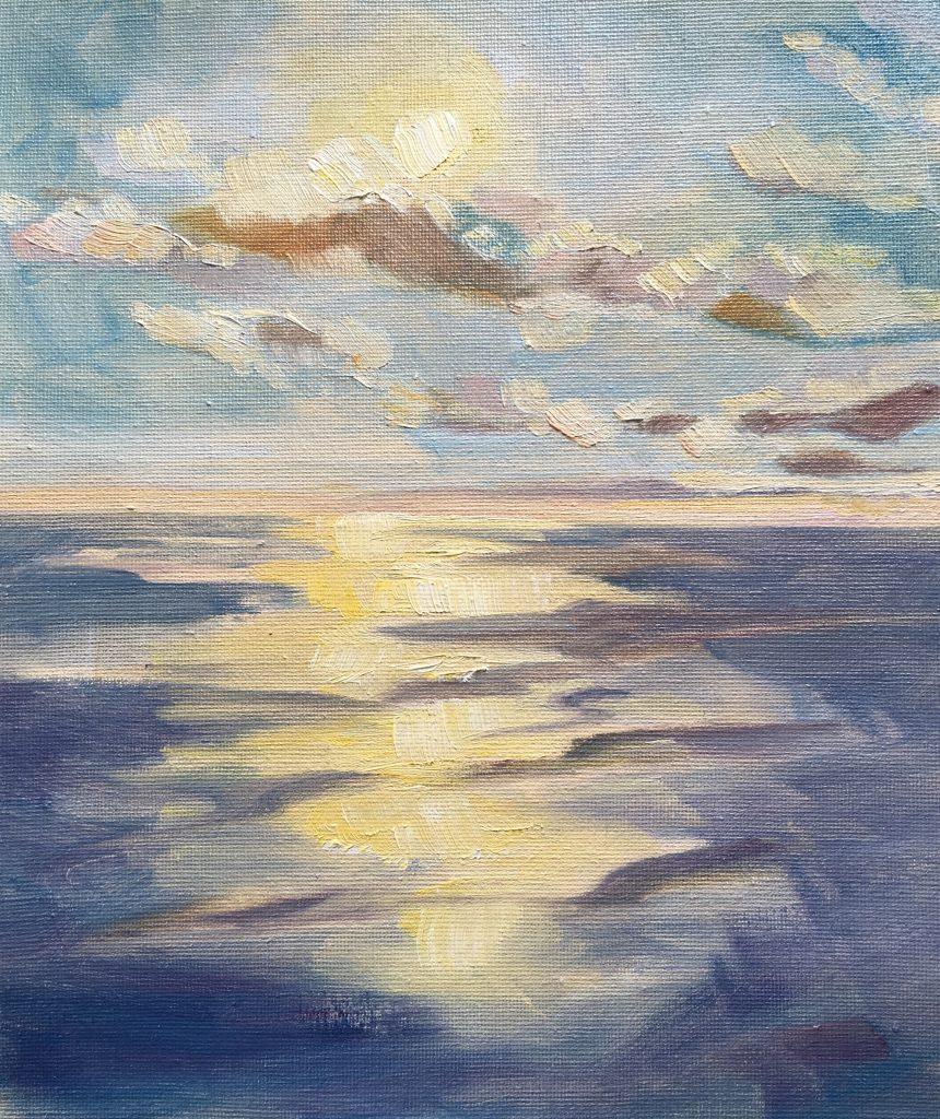 Ocean View Madeira - Emma Kate Hulett