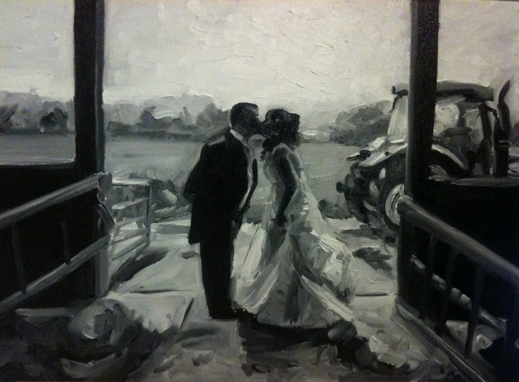 A Farmer's Wedding - Emma Kate Hulett